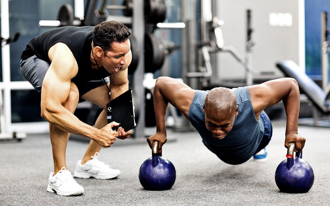 personalt-trainer