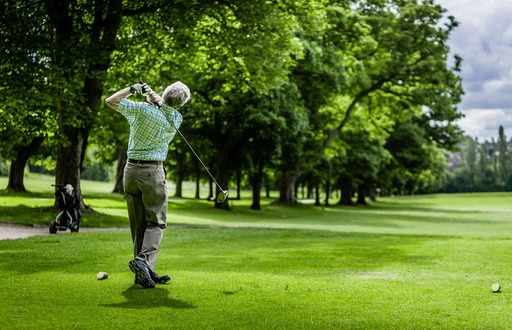 The Health Benefits of Golf